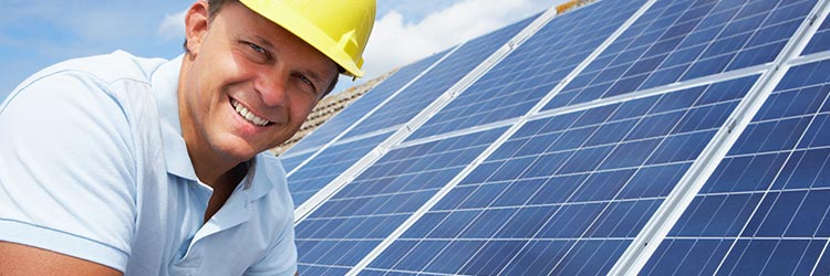 zonnepanelen installatiebedrijf